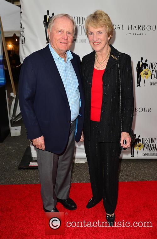 Jack Nicklaus and Barbara Nicklaus 2
