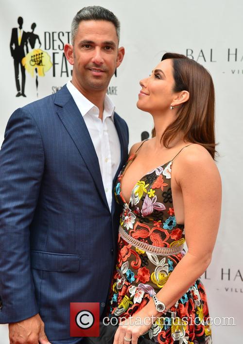 Jorge Posada and Laura Posada 2