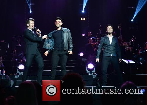 Piero Barone, Ignazio Boschetto and Gianluca Ginoble