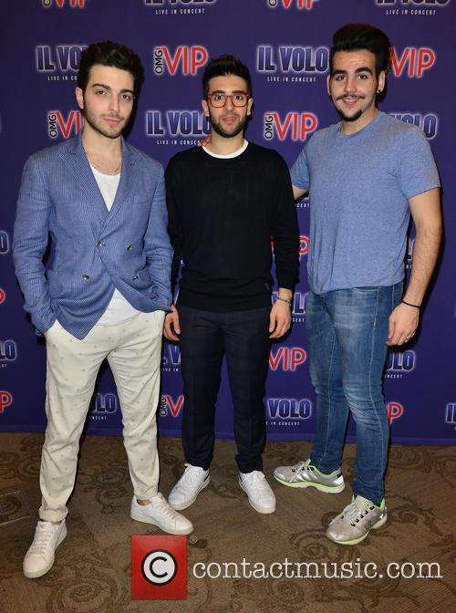 Gianluca Ginoble, Ignazio Boschetto and Piero Barone 1