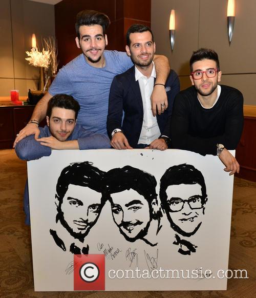 Gianluca Ginoble, Piero Barone and Ignazio Boschetto 3