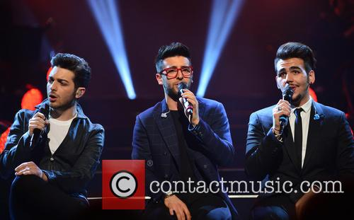 Ignazio Boschetto, Gianluca Ginoble and Piero Barone 8