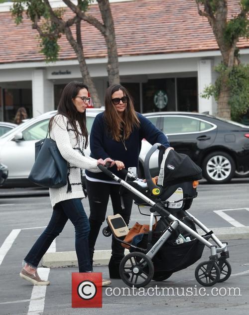 Jordana Brewster and Isabella Brewster 2