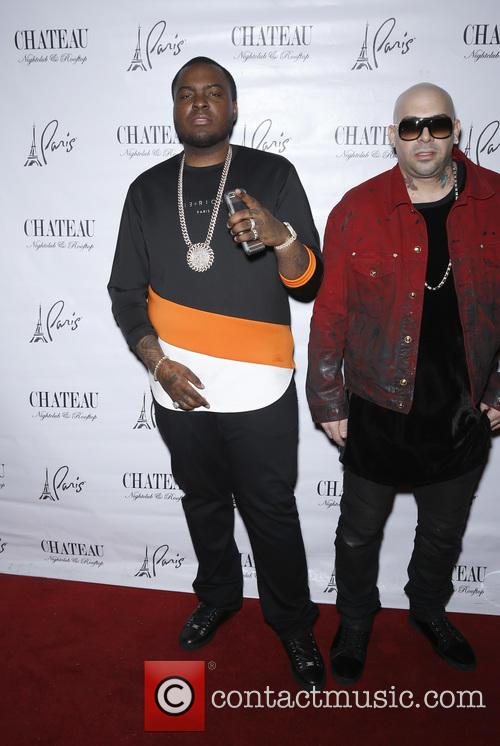 Sean Kingston and Mally Mall 10