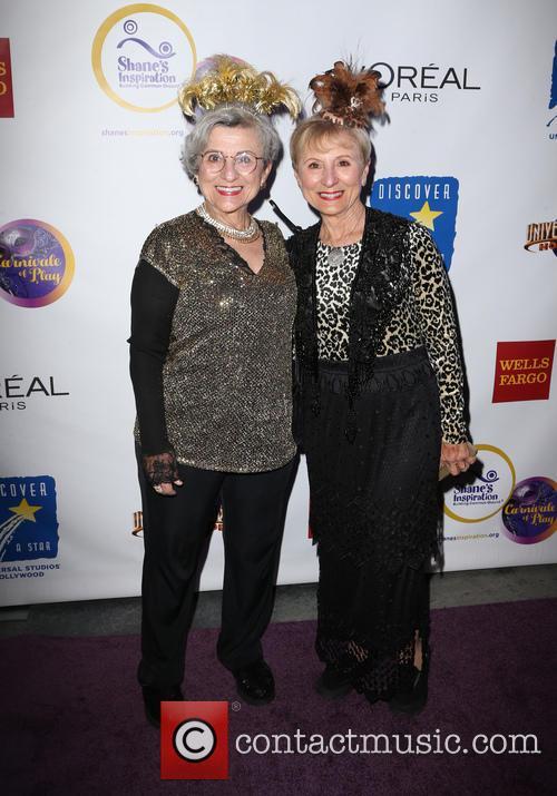 Teresa Dahlquist, Josie Cavaluzzi and Golden Sisters 2