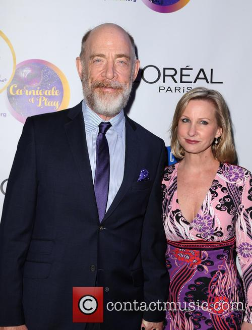 J.k. Simmons and Michelle Schumacher 8