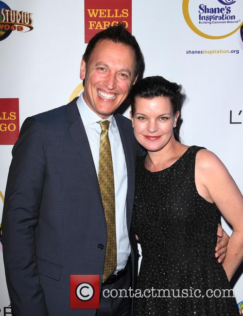 Steve Valentine and Pauley Perrette 3