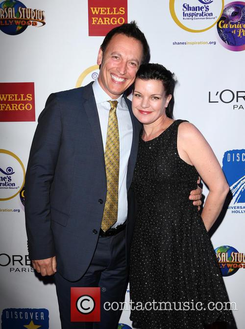 Steve Valentine and Pauley Perrette 4
