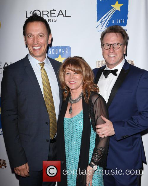 Steve Valentine, Catherine Curry-williams and Scott Williams