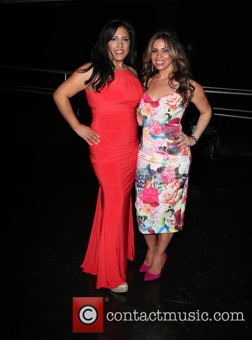 Suzette Martinez and Georgianna Junco-kelman 2