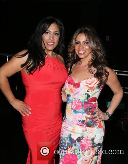 Suzette Martinez and Georgianna Junco-kelman 5