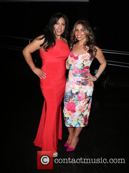 Suzette Martinez and Georgianna Junco-kelman 6