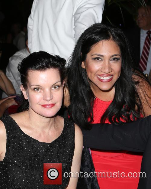 Pauley Perrette and Suzette Martinez 3
