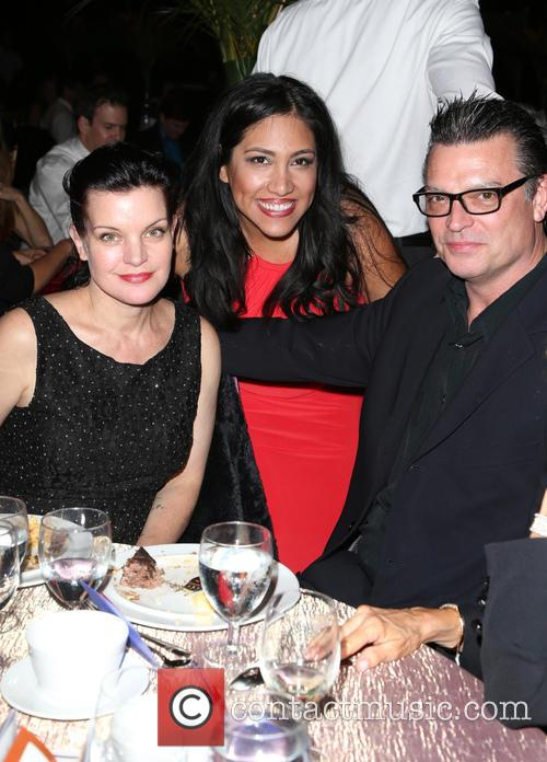 Pauley Perrette, Suzette Martinez and Thomas Arklie 4