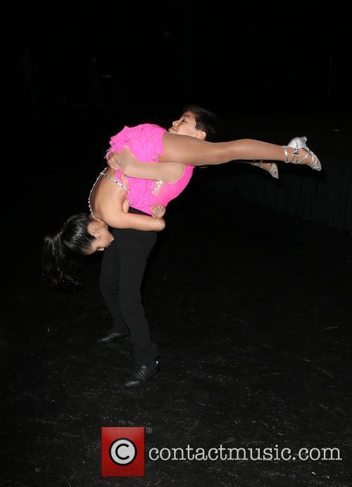 Kevin & Gaby Samba Dancers 2