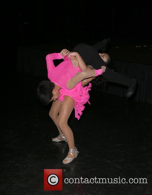Kevin & Gaby Samba Dancers 3