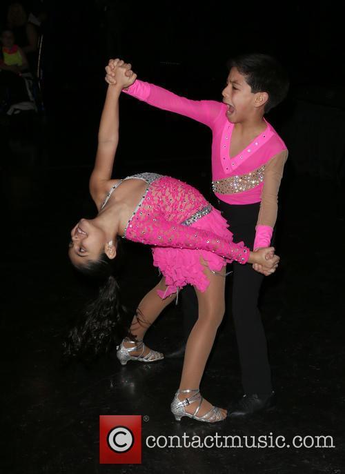 Kevin & Gaby Samba Dancers 5