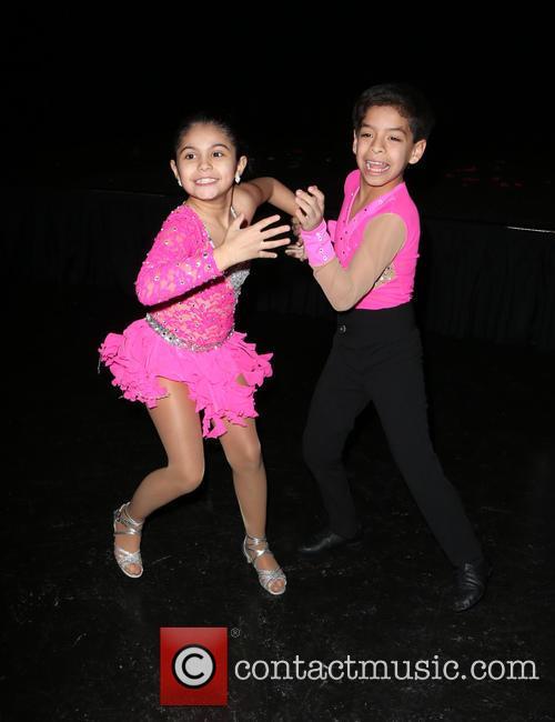 Kevin & Gaby Samba Dancers 6
