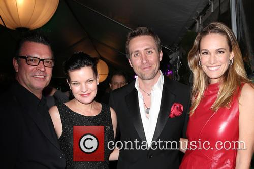 Thomas Arklie, Pauley Perrette, Philippe Cousteau Jr. and Ashlan Cousteau 2