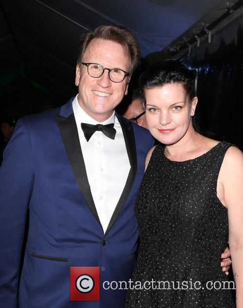 Scott Williams and Pauley Perrette 7