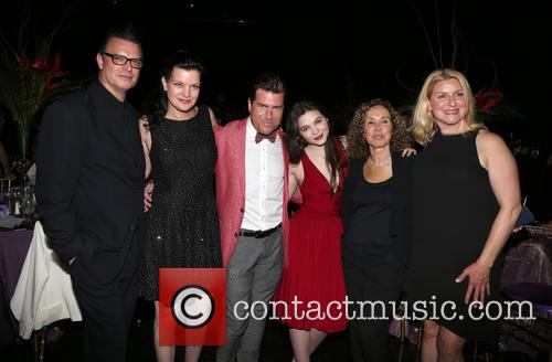 Thomas Arklie, Pauley Perrette, Madison Mclaughlin and Guests 4