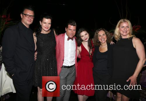 Thomas Arklie, Pauley Perrette, Madison Mclaughlin and Guests 5