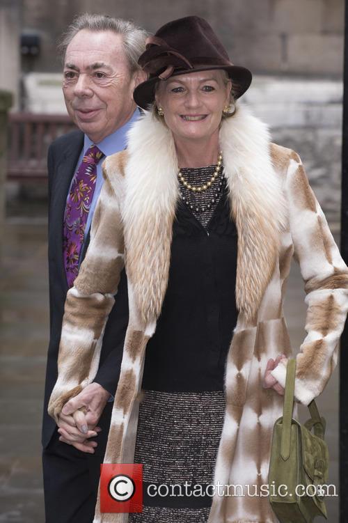 Andrew Lloyd Webber and Madeleine Gurdon 1