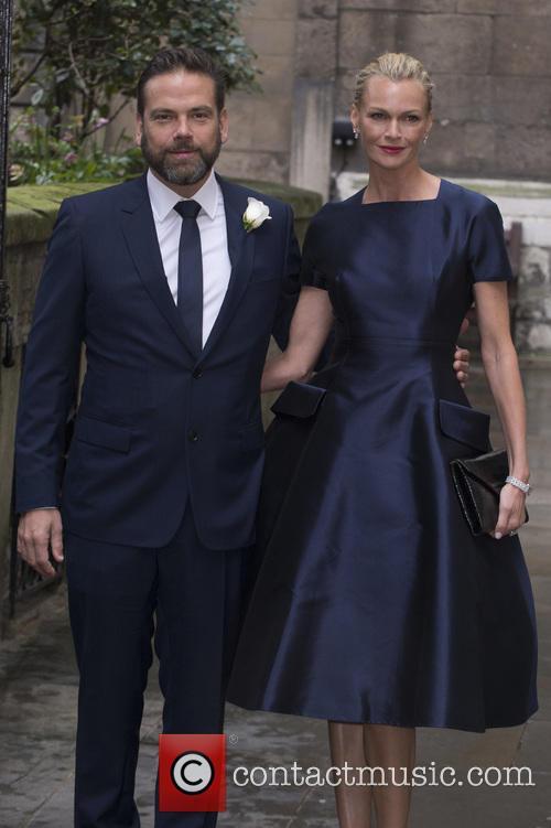 Lachlan Murdoch and Elisabeth Murdoch 5