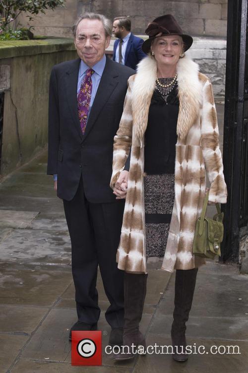 Andrew Lloyd Webber and Madeleine Gurdon 3