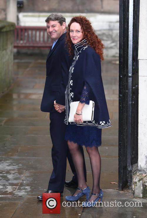 Rebekah Brooks and Charlie Brooks 1