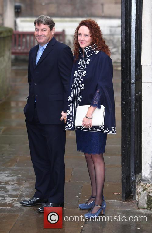 Rebekah Brooks and Charlie Brooks 2