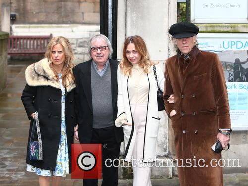 Guests, Jeanne Marine and Sir Bob Geldof