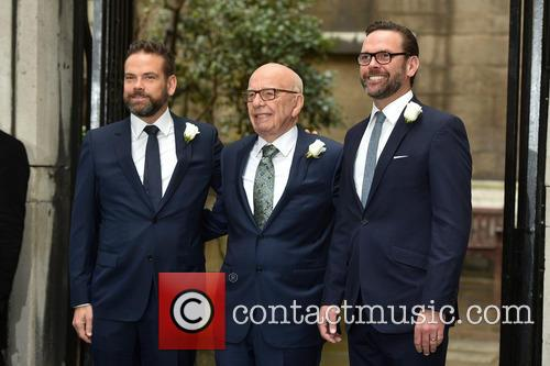 James Murdoch, Rupert Murdoch and Lachlan Murdoch 5