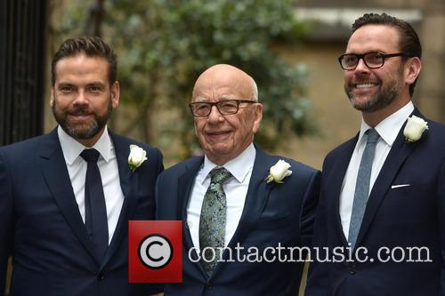 James Murdoch, Rupert Murdoch and Lachlan Murdoch 8