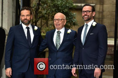 James Murdoch, Rupert Murdoch and Lachlan Murdoch 10