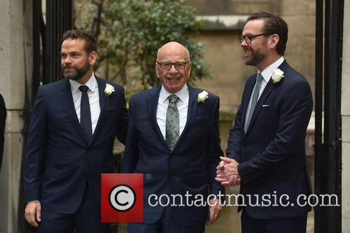James Murdoch, Rupert Murdoch and Lachlan Murdoch 11