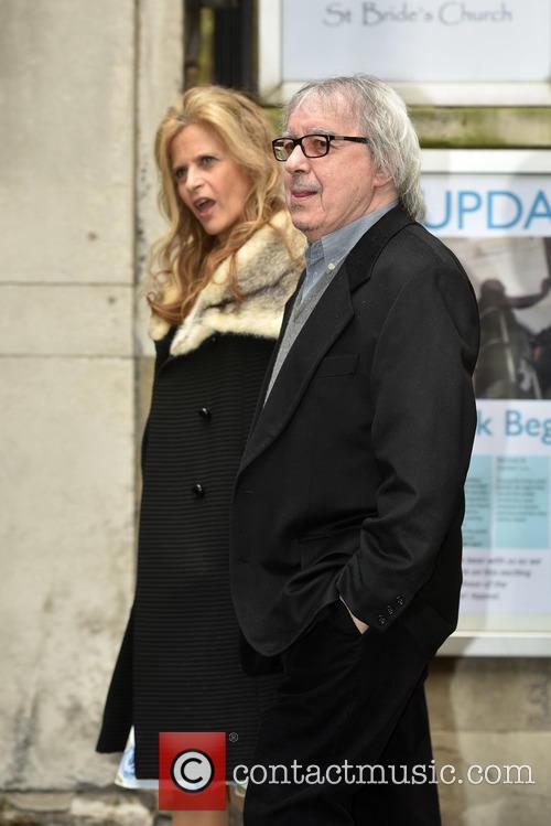 Bill Wyman and Suzanne Accosta 1