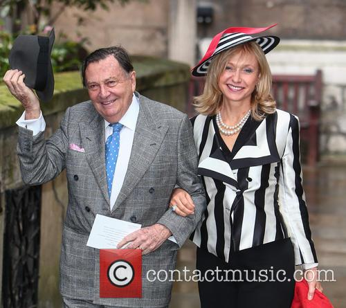 Barry Humphries and Lizzie Spender 7