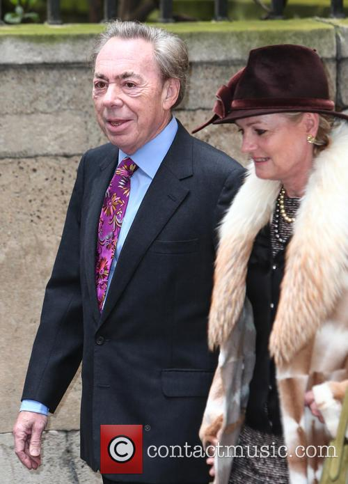 Andrew Lloyd Webber and Madeline Gurdon 3