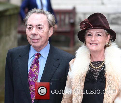 Andrew Lloyd Webber and Madeline Gurdon 4