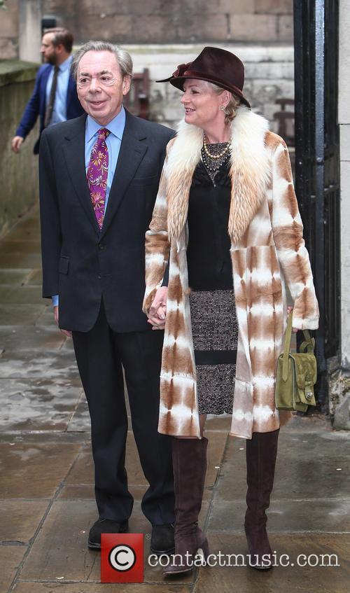 Andrew Lloyd Webber and Madeline Gurdon 5