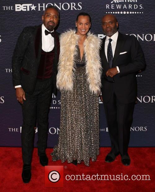 Louis Carr, Erica Reid and L.a. Reid 1