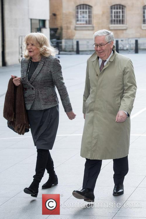 Mervyn King and Tracey Steggles 2