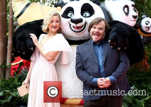 Jack Black and Kate Hudson 10