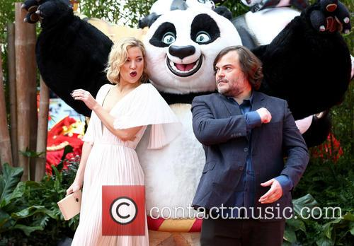 Jack Black and Kate Hudson 11