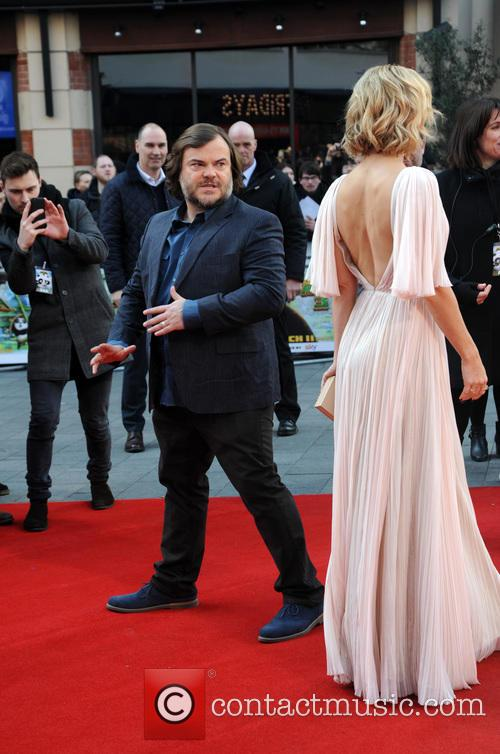 Kate Hudson and Jack Black 4