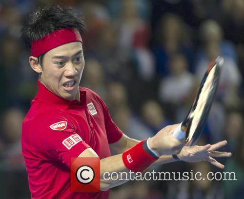 Andy Murray and Kei Nishikori 3