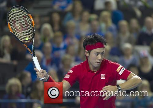 Andy Murray and Kei Nishikori 4