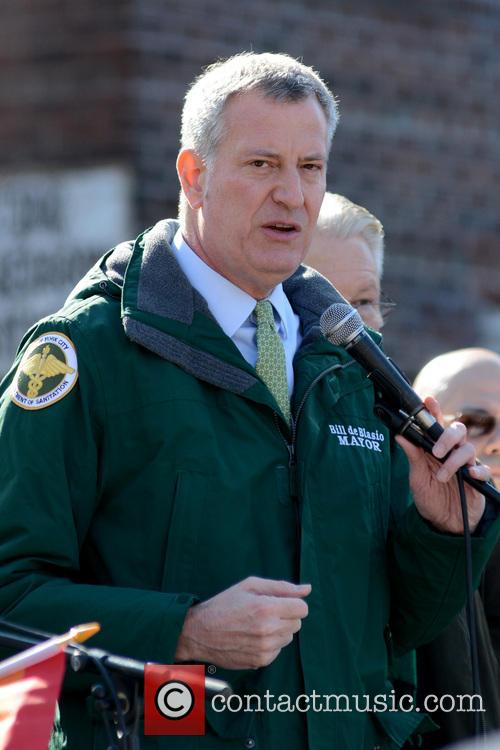 Mayor Bill De Blasio 5