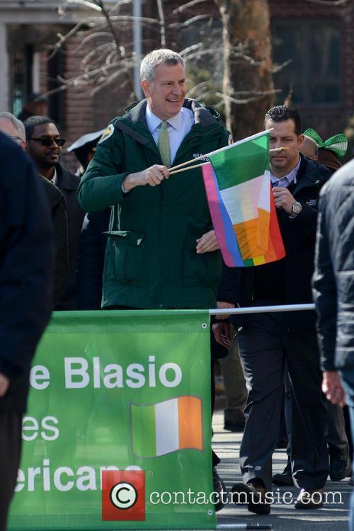 Mayor Bill De Blasio 6